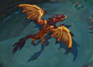 Quanto vale o Dragão no League of Legends?