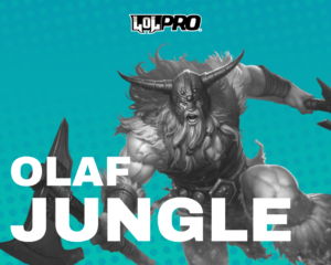 Olaf – Build e Runas de League of Legends (Jungle)