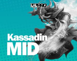 Como jogar de Kassadin Mid