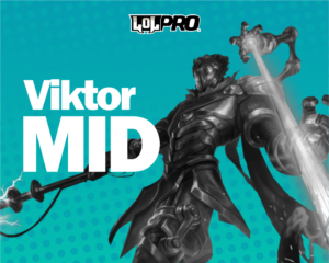 Viktor – Build e Runas de League of Legends (Mid)