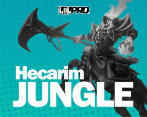 Hecarim – Build e Runas de League of Legends (Jungle)