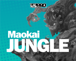 Maokai – Build e Runas de League of Legends (Jungle)