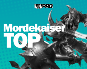 Mordekaiser – Build e Runas de League of Legends (TOP)
