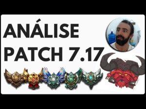 Tier List do Patch 7.17 (Melhores Campeões de cada posição)