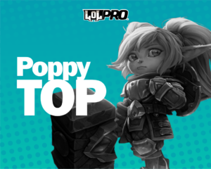 Poppy – Build e Runas de League of Legends (TOP)
