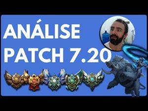 Tier List do Patch 7.20 (Melhores Campeões de cada posição)