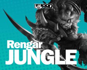 Como jogar de Rengar Jungle