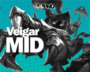 Veigar – Build e Runas de League of Legends (MID)
