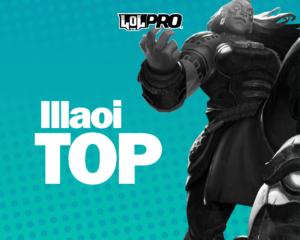 Como jogar de Illaoi TOP