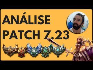 Tier List do Patch 7.23 (Melhores Campeões de cada posição)