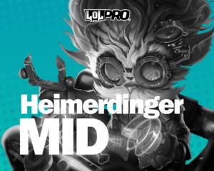 Como jogar de Heimerdinger MID
