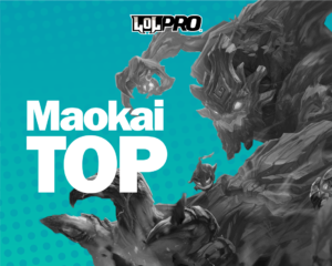 Maokai – Build e Runas de League of Legends (TOP)