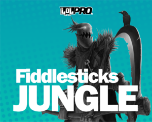 Fiddlesticks – Build e Runas de League of Legends (Jungle)
