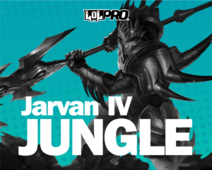 Jarvan – Build e Runas de League of Legends (Jungle)