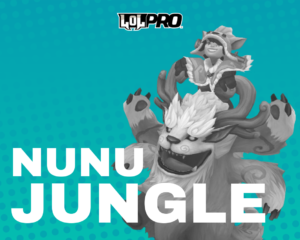 Nunu – Build e Runas de League of Legends (Jungle)