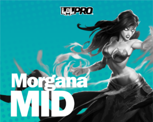 Morgana – Build e Runas de League of Legends (Mid)