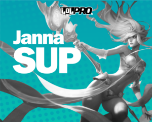 Janna – Build e Runas de League of Legends (Suporte)