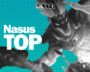 Nasus – Build e Runas de League of Legends (TOP)