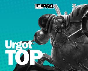 Urgot – Build e Runas de League of Legends (TOP)