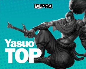 Yasuo – Build e Runas de League of Legends (TOP)