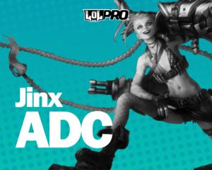 Como Jogar de Jinx ADC