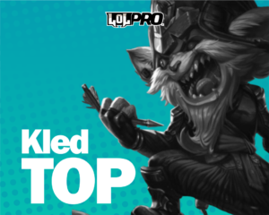 Kled – Build e Runas de League of Legends (TOP)