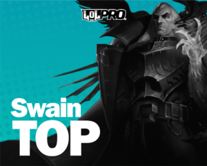 Swain – Build e Runas de League of Legends (TOP)