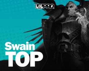 Como Jogar de Swain Top