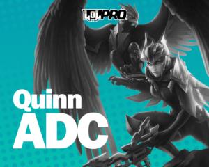 Como Jogar de Quinn ADC