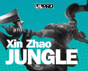 Como Jogar de Xin Zhao Jungle