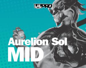Aurelion Sol – Build e Runas de League of Legends (Mid)