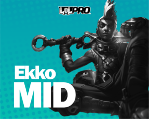Como Jogar de Ekko Mid