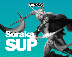 Soraka – Build e Runas de League of Legends (Suporte)