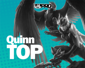 Quinn – Build e Runas de League of Legends (TOP)