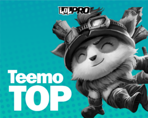 Teemo – Build e Runas de League of Legends (TOP)