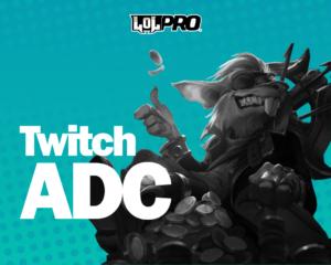 Como Jogar de Twitch ADC