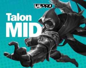 Como Jogar de Talon MID