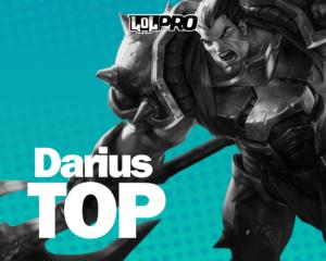 Como Jogar de Darius TOP