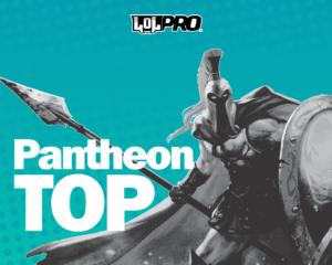 Como Jogar League of Legends de Pantheon TOP, Runas e Pro Builds