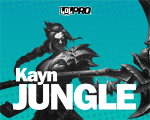 Kayn – Build e Runas de League of Legends (Jungle)