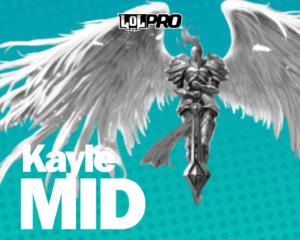 Como Jogar de Kayle Mid