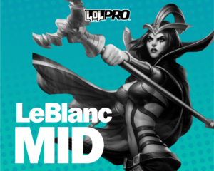 Como Jogar de LeBlanc Mid
