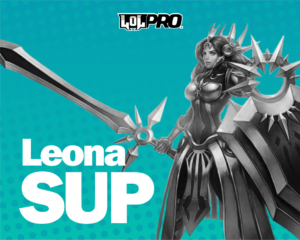 Leona – Build e Runas de League of Legends (Suporte)