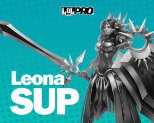 Como Jogar de Leona Suporte