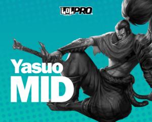 Como Jogar de Yasuo Mid