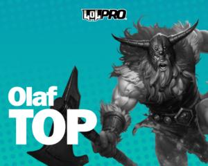 Olaf – Build e Runas de League of Legends (TOP)