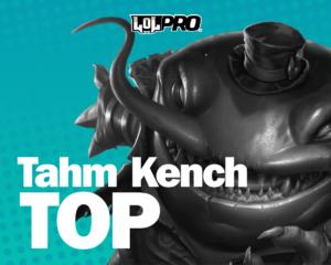 Tahm Kench – Build e Runas de League of Legends (TOP)