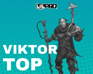 Viktor – Build e Runas de League of Legends (TOP)