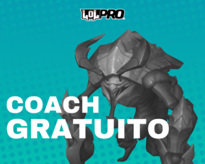 COACH GRATUITO DE LEAGUE OF LEGENDS