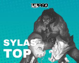 Sylas – Build e Runas de League of Legends (Top)